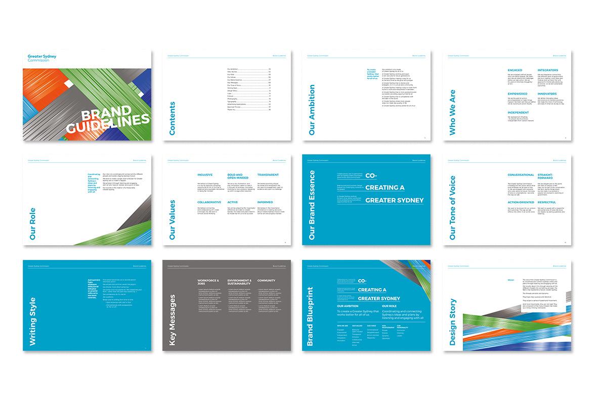Presentation deck for Greater Sydney Commission