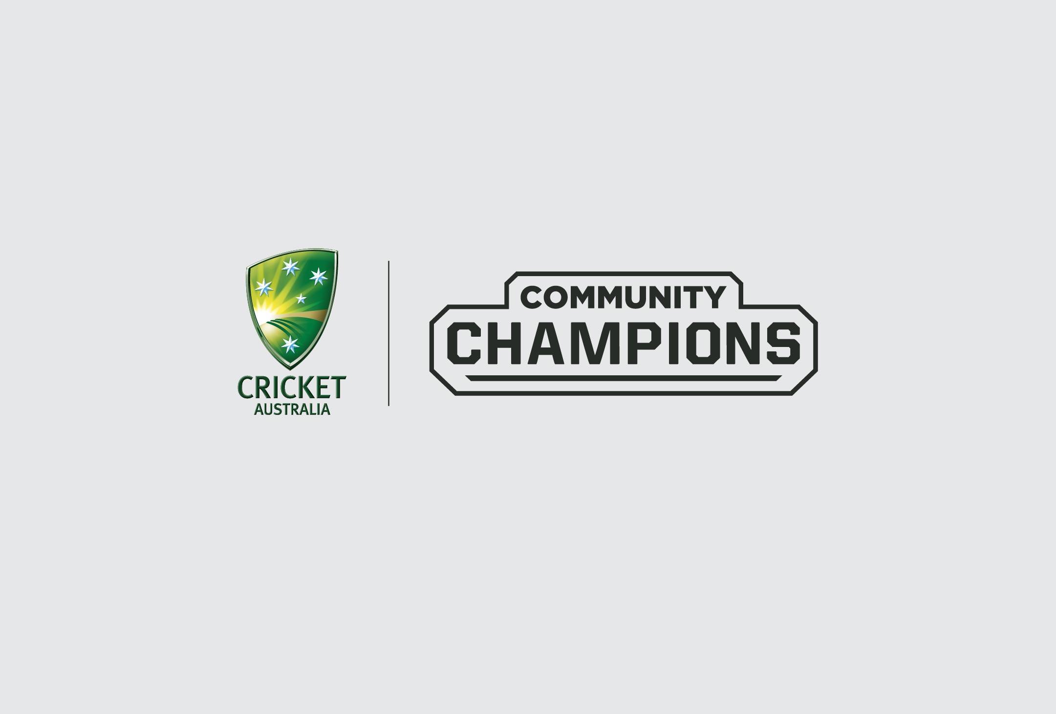 Community Champions core logo