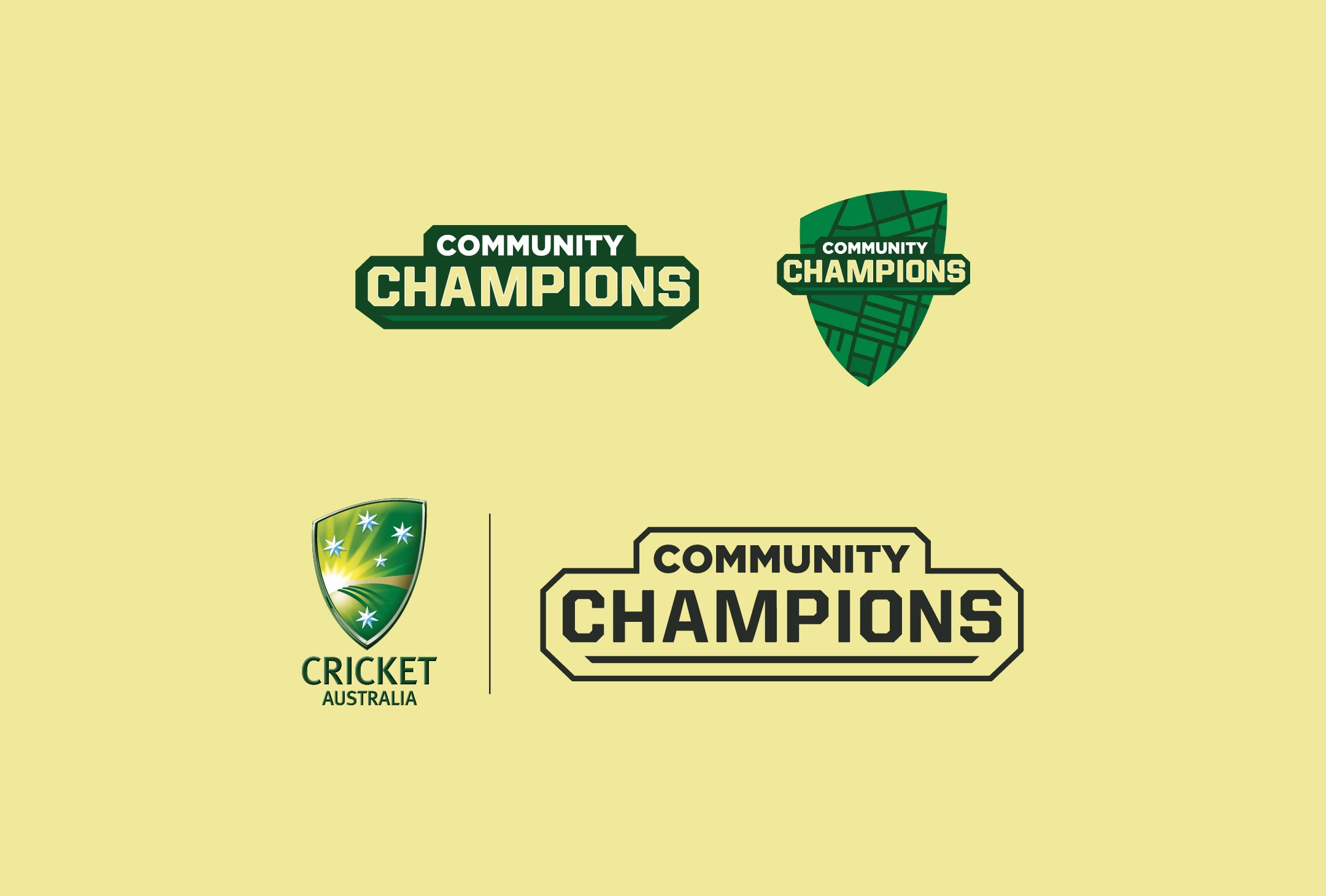 Community Champions for Cricket Australia