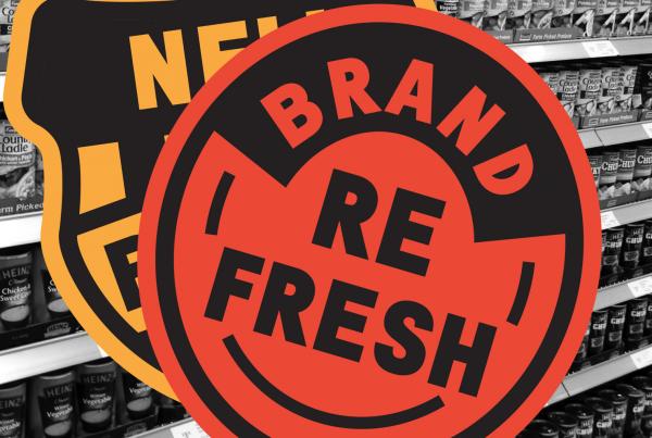 Rebrand or refresh?